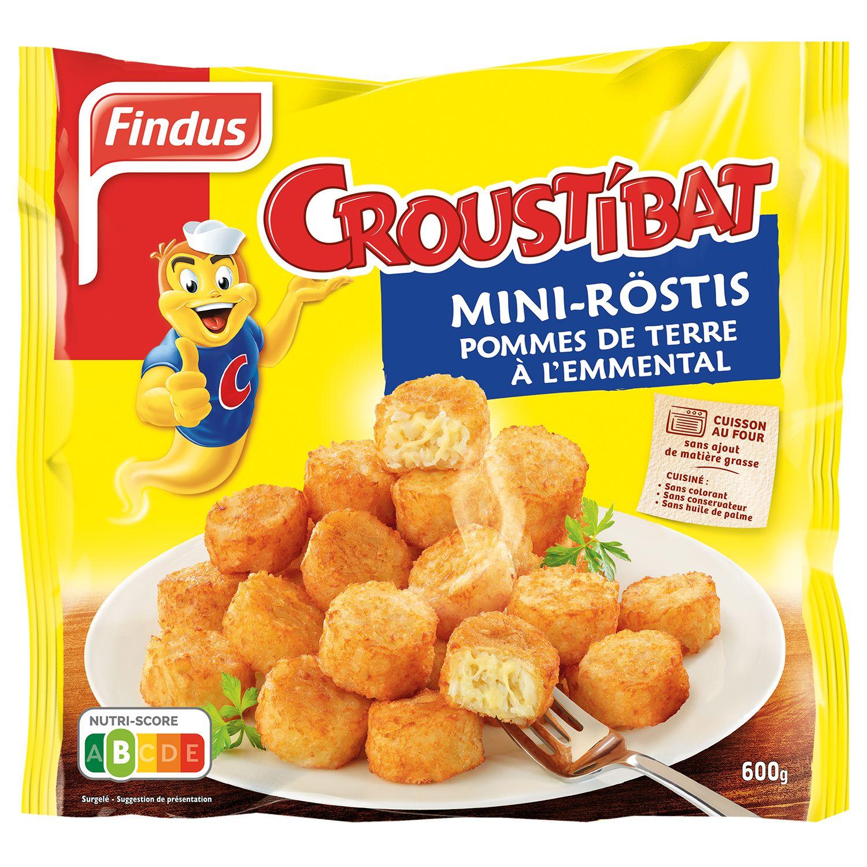 Croustibat Mini Rostis