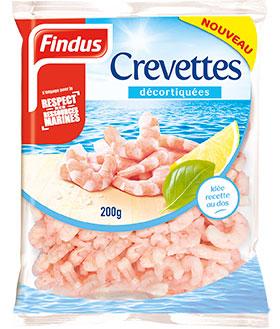 Crevettes Fruits de Mer Recette