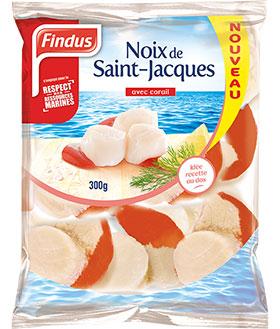 Noix Saint-Jaques Fruits de Mer Recette