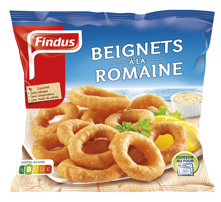 Beignets Calmars Romaine Fruits de Mer Recette