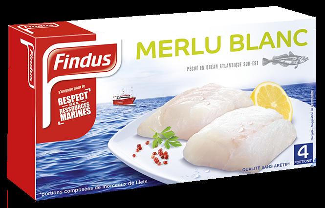 filet de merlu blanc