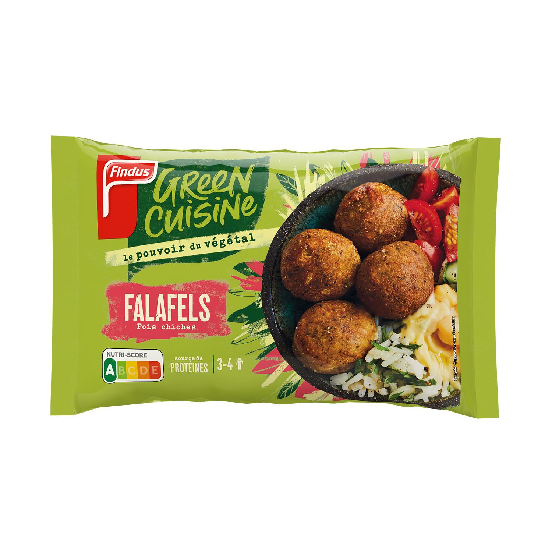 1 sachet de Falafels Green Cuisine Findus