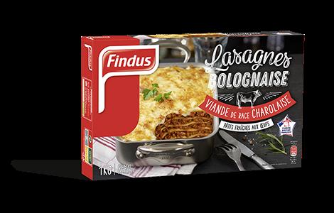 Lasagnes Bolognaise 1kg