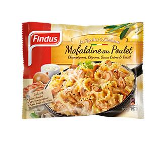 Poêlée Mafaldine Poulet