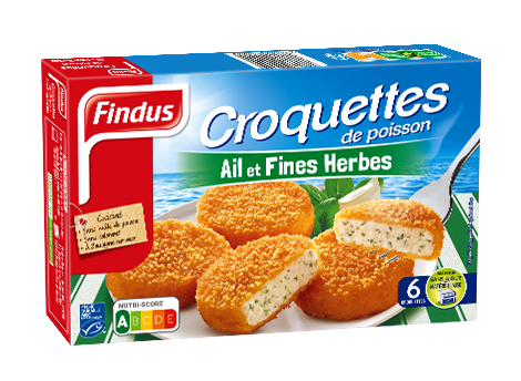 Croquettes Ail Fines Herbes