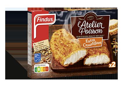 Filets Colin Alaska-AtelierPoisson-ExtraCroustillant