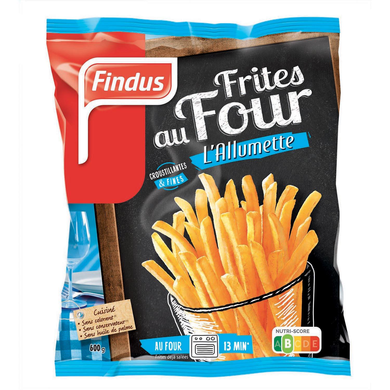 Frites Au Four Allumettes