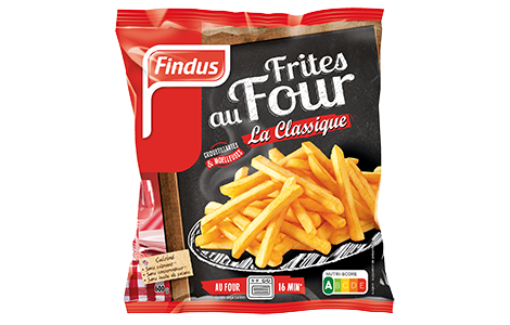 Frites Au Four Classiques