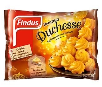 pommes duchesse en sachet
