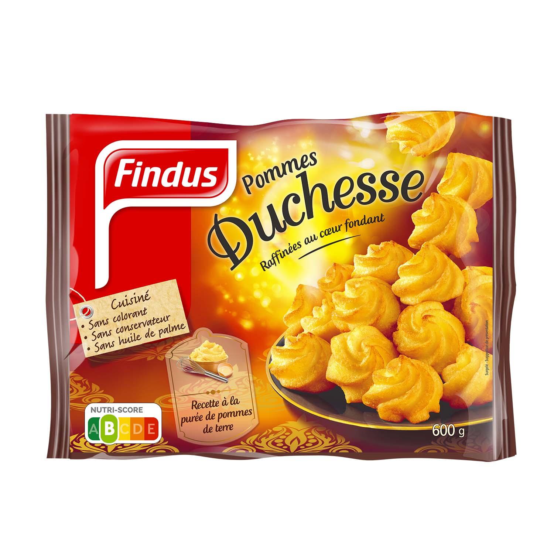 Sachet de pommes duchesses Findus
