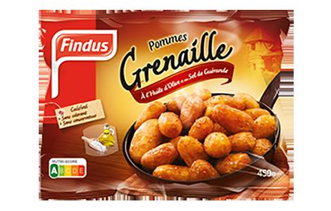 Pommes Grenailles