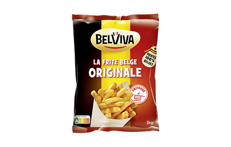 1 sachet de Belviva frite belge