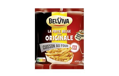 1 sachet la frite belge Belviva cuisson au four