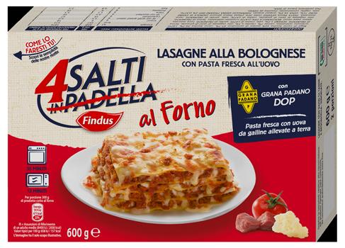 lasagne alla bolognese - Findus