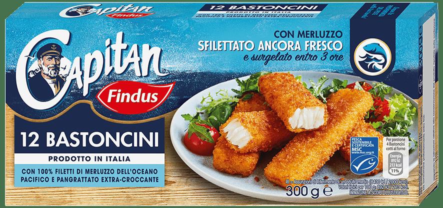 Bastoncini e Pesce Panato - Findus