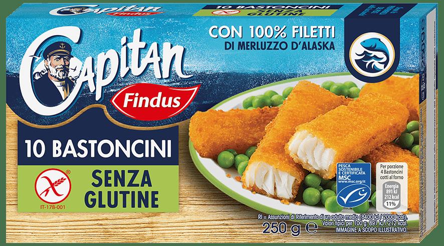 Bastoncini senza Glutine - Findus