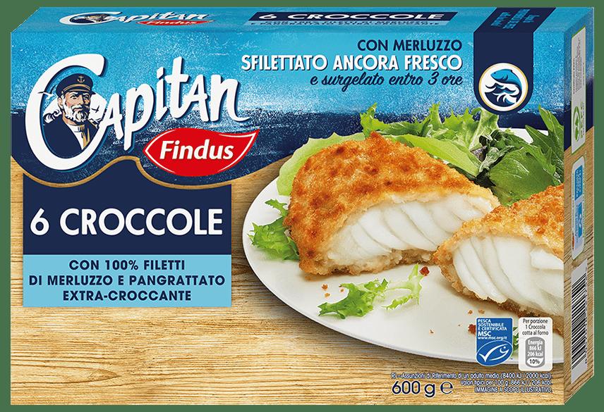 croccole - Findus