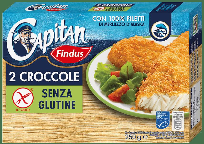Croccole senza Glutine - Findus