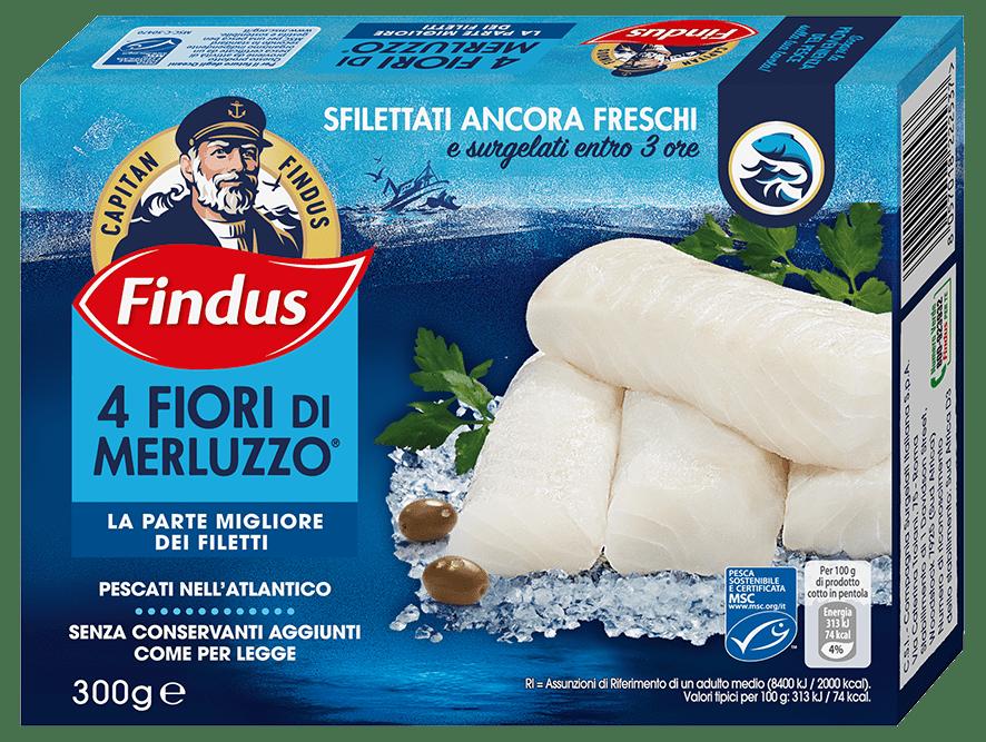 Pesce Naturale - Findus