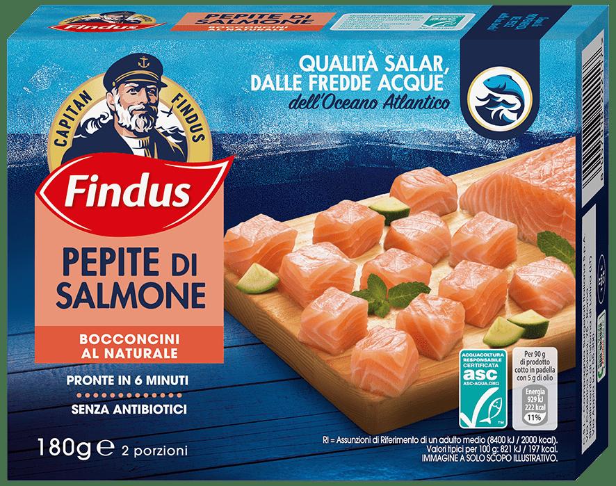 pepite di salmone - Findus