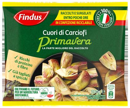 cuori di carciofi - Findus