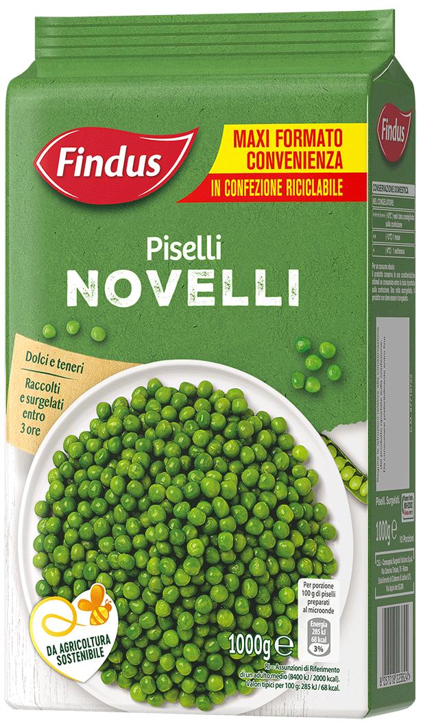 piselli novelli - Findus