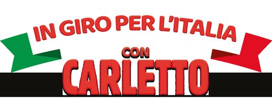 Carletto - In giro per l'Italia