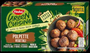 polpette vegetali - Findus