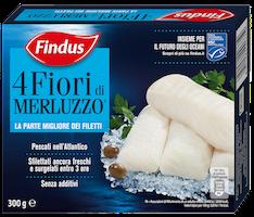 fiori di merluzzo - Findus