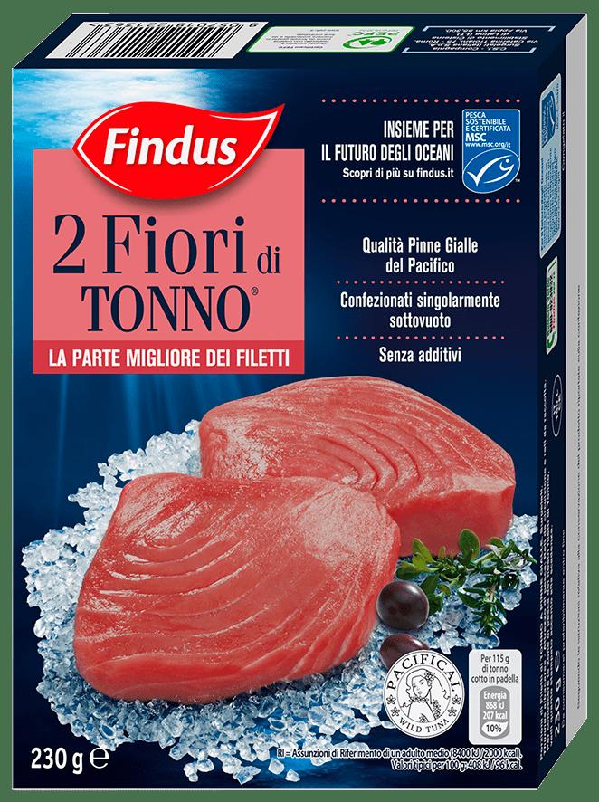 Fiori di Tonno Findus