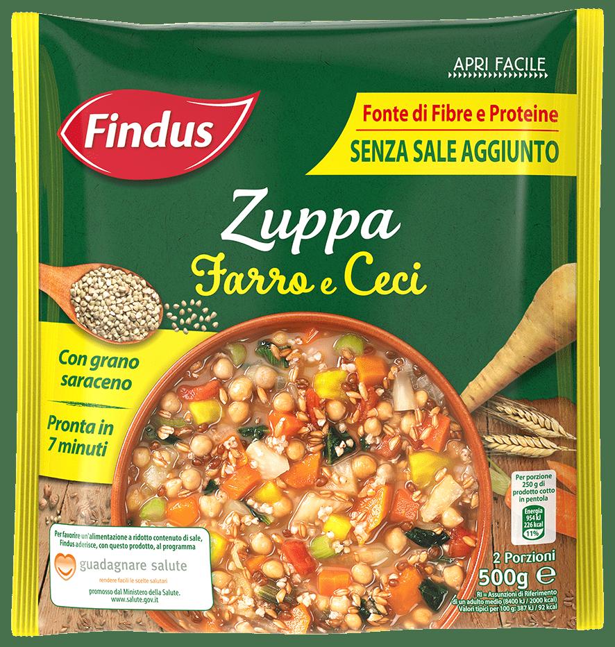 Zuppa Tradizionale - Zuppe Findus