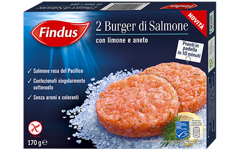 Beef Burger Findus