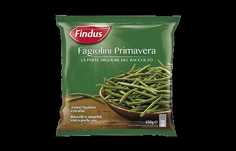 Fagiolini Primavera - Verdure Surgelate Findus