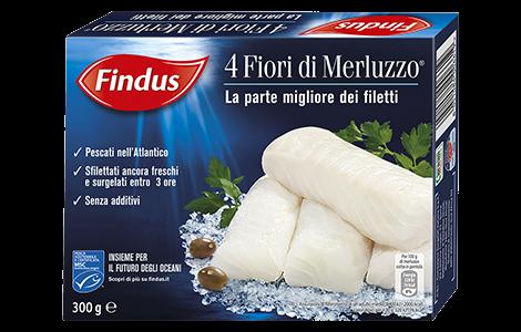 Fiori di Merluzzo Findus