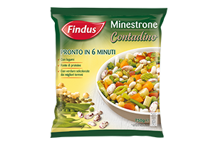 Minestrone Contadino Findus