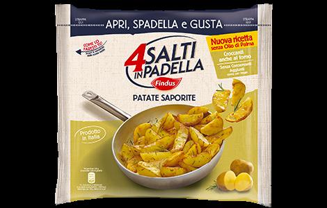 Patate Saporite - Patate Surgelate Findus