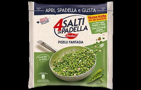 Piselli Fantasia - Verdure Surgelate Findus
