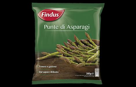 Punte di Asparagi - Verdure Surgelate Findus