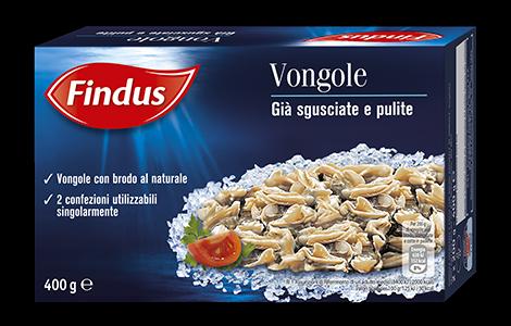 Vongole Findus