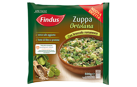 Zuppa Ortolana Findus