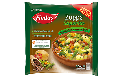 Zuppa Saporita Findus