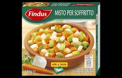 misto per soffritto - Findus