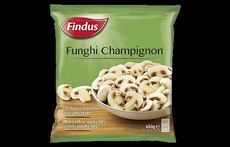 Funghi Champignon Findus