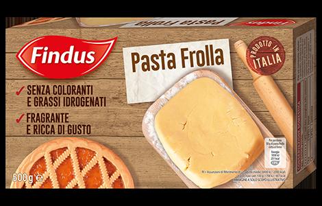 Pasta frolla - Prodotti Findus