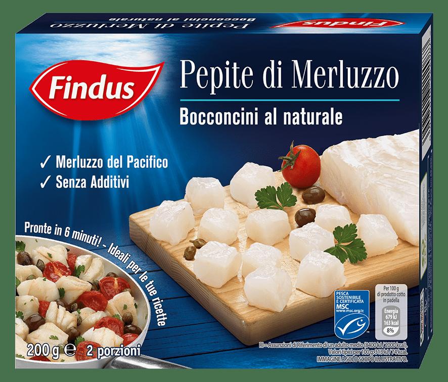 pepite di merluzzo - Findus
