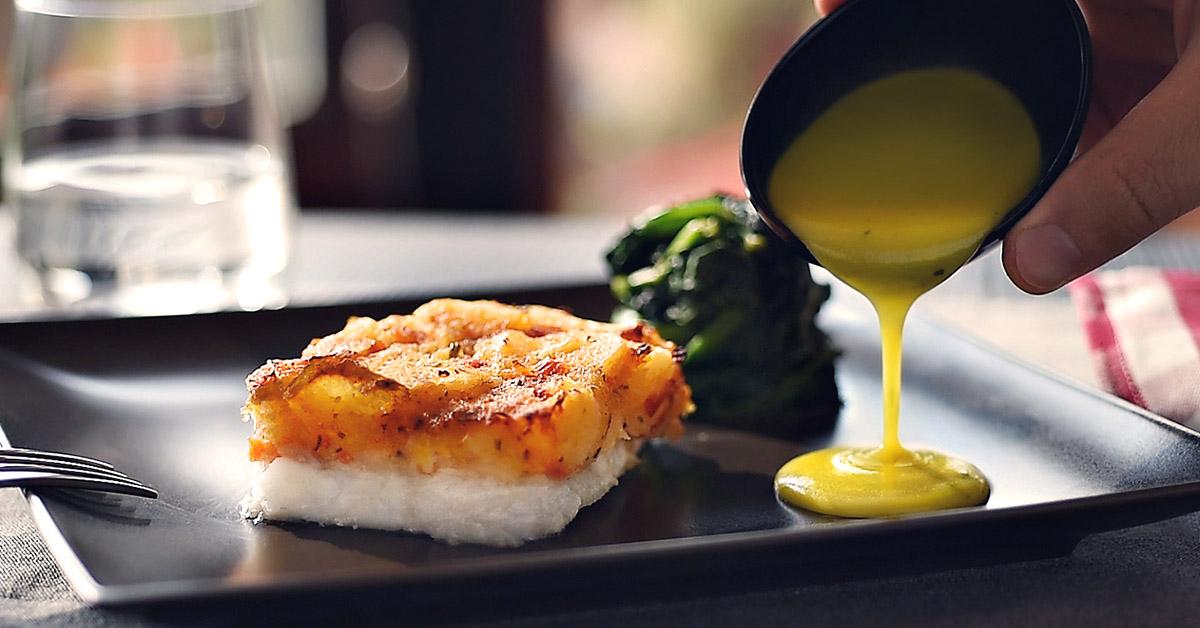 Come cucinare il pesce gratinato findus for Cucinare sinonimo