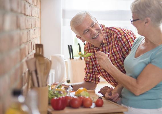 Alimentazione per anziani dai 70 anni in su