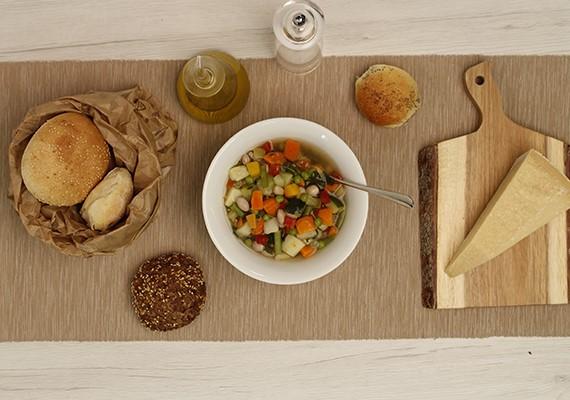 Il minestrone fa bene - i benefici del minestrone
