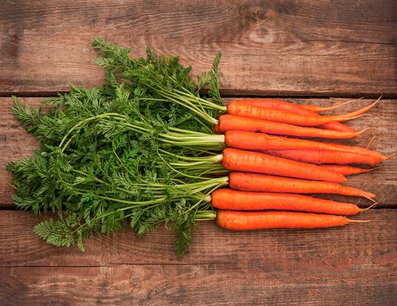 Verdure con vitamina A – verdure che contengono vitamina A