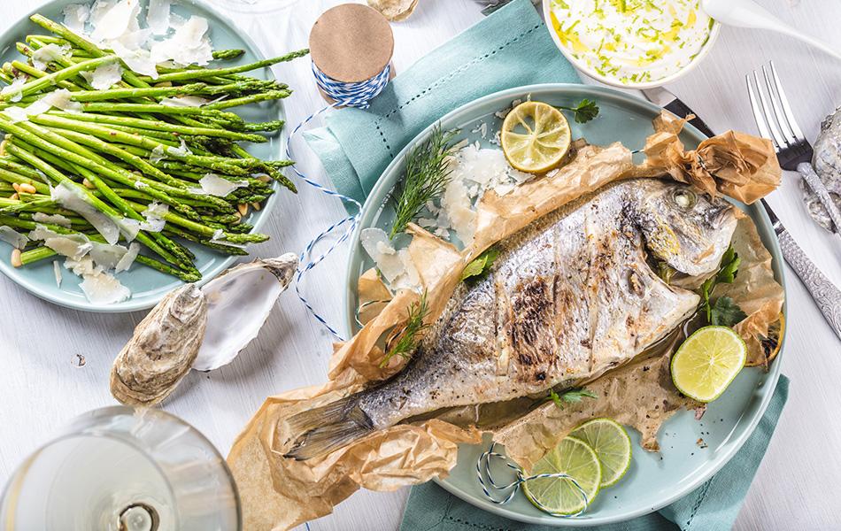 Come cucinare il pesce al forno idee e consigli findus for Cucinare sinonimo